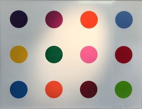 Damien Hirst, 'Tyloxapol', 2010, Lougher Contemporary