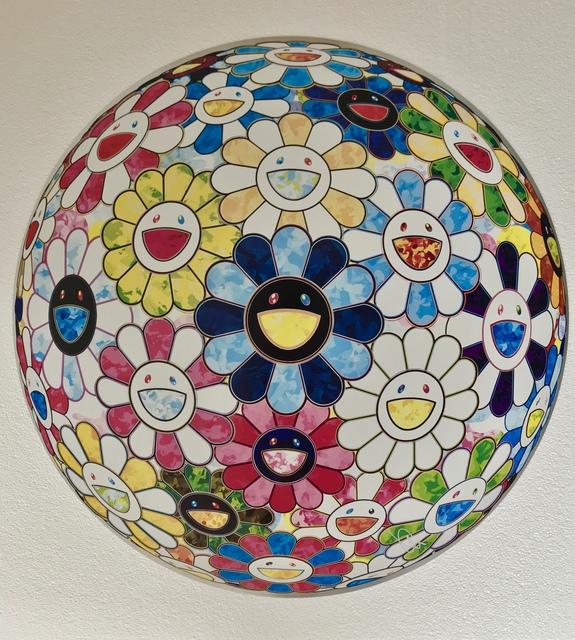 Takashi Murakami, 'The Flowerball's Painterly Challenge', 2016, Pop Fine Art