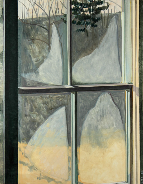 , 'Steamed Window,' 1980, Alexandre Gallery