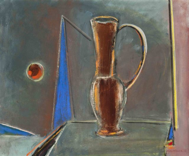 , 'The Brown Pitcher,' 1953, Gerald Peters Gallery