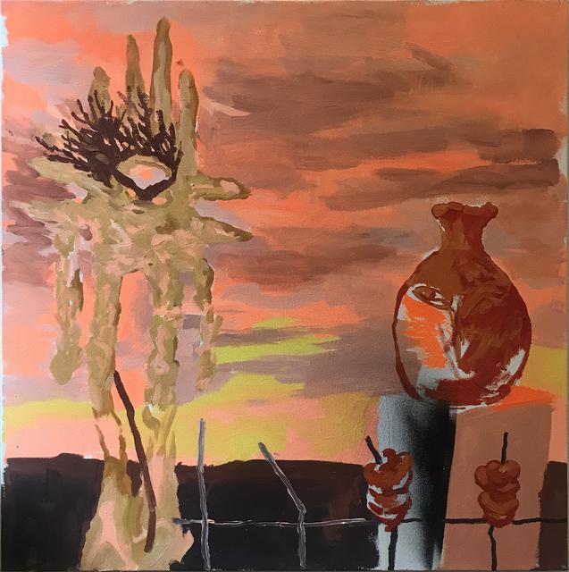 , 'Who's Allowed In,' 2019, Boers-Li Gallery