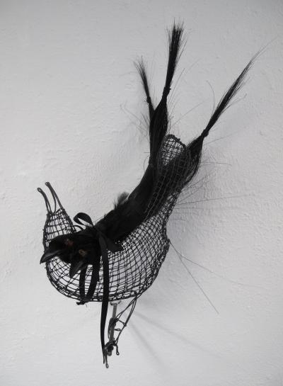 , 'Fancy Bird,' 2017, Talley Dunn Gallery