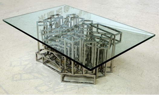, 'Cube Coffee Table,' 2005, Pearl Lam Galleries