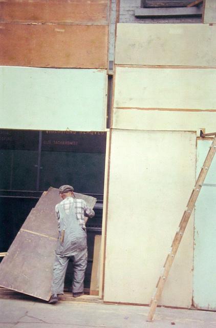 , 'Mondrian Worker,' 1954, Galerie f5,6