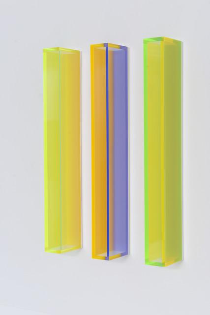 Regine Schumann, 'colormirror satin loft one', 2014, Galerie Floss & Schultz