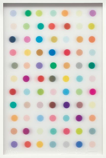 Damien Hirst, 'Psilocybin', 2013, Phillips