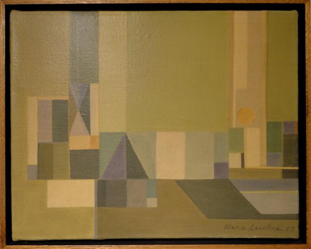 , 'Sem Título ,' 1959, Galeria de Arte Ipanema