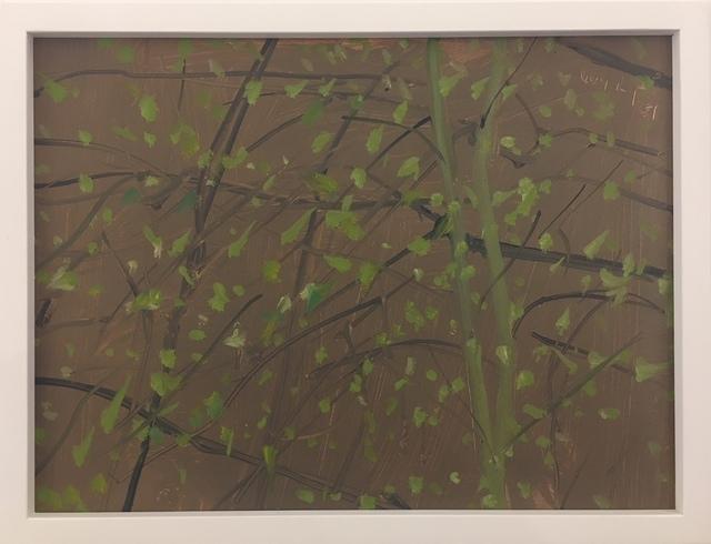 Alex Katz, 'Untitled (Oil)', 2001, Hamilton-Selway Fine Art Gallery Auction