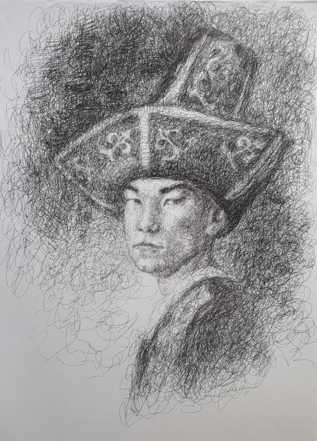 Svetlana Sokolovskaya, 'Kazakh man', 2019, Recreational Enterprises & Perseus Gallery