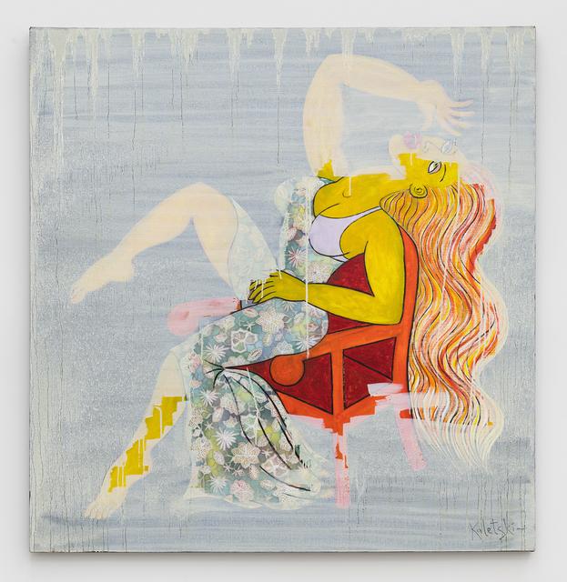 Alexander Kaletski, 'Milk and Honey', 2018, Anna Zorina Gallery