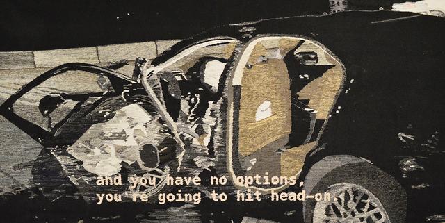 , 'Head On,' 2016, Hashimoto Contemporary