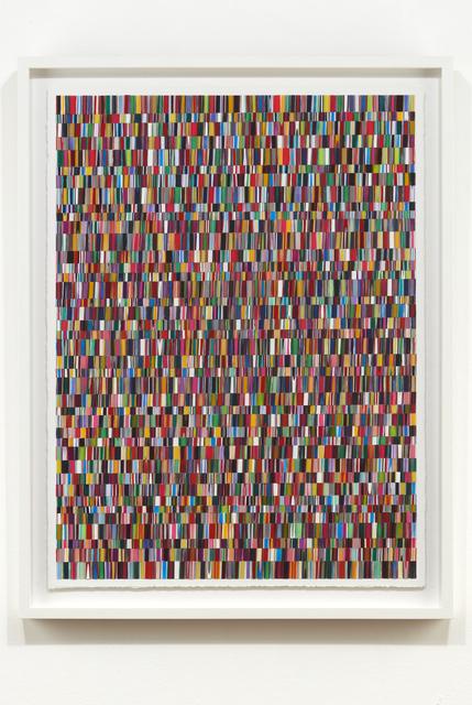 "Omar Chacon, 'Opera33 1/2"" x 26""', 2016, Fouladi Projects"