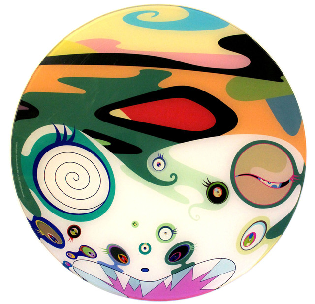 Takashi Murakami, 'Special Placemat designed for Brooklyn Museum VIP Ball', 2008, EHC Fine Art Gallery Auction