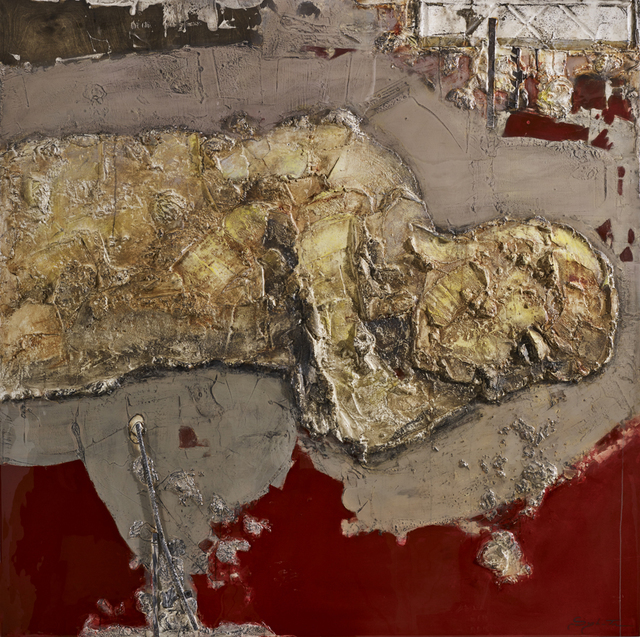 , 'Pompei,' 2017, Thompson Landry Gallery