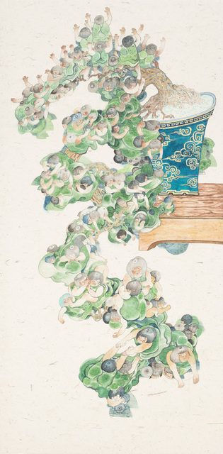 , 'Waiting for Pruning,' 2015, Yiri Arts