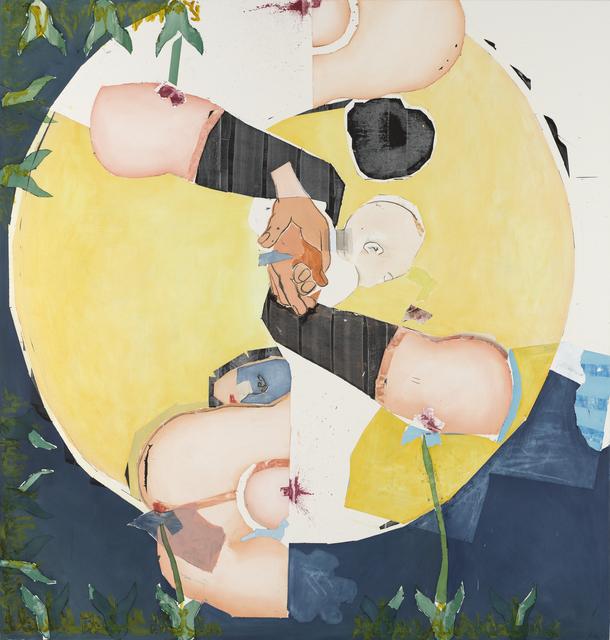 Magnus Plessen, 'Untitled (Rotation)', 2019, Mai 36 Galerie