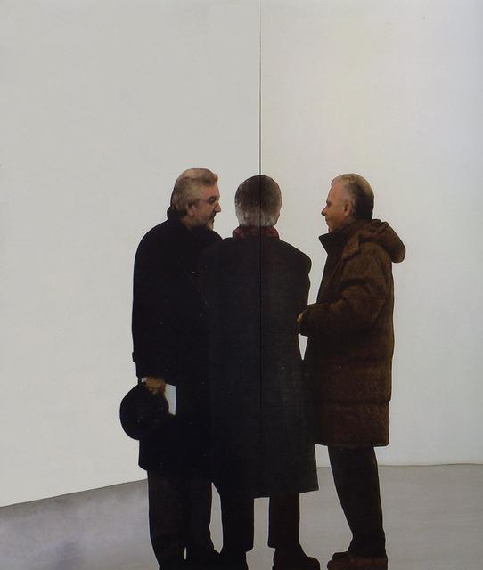 , 'Tre Uomini,' 2007, CARDI GALLERY