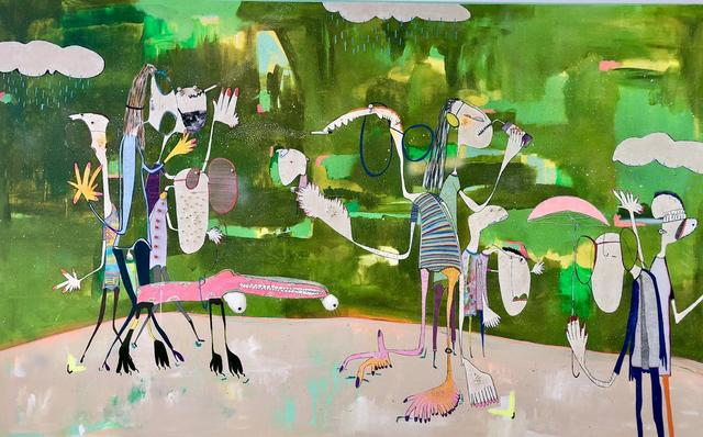 , 'Paseo Otoñal,' 2018, Galeria Casa Cuadrada
