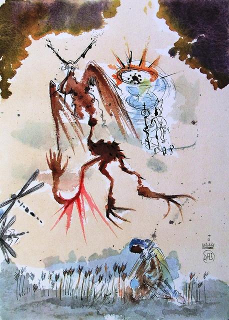 Salvador Dalí, 'Paternoster Suite - And Forgive Us Our Trespasses…', 1966, Baterbys