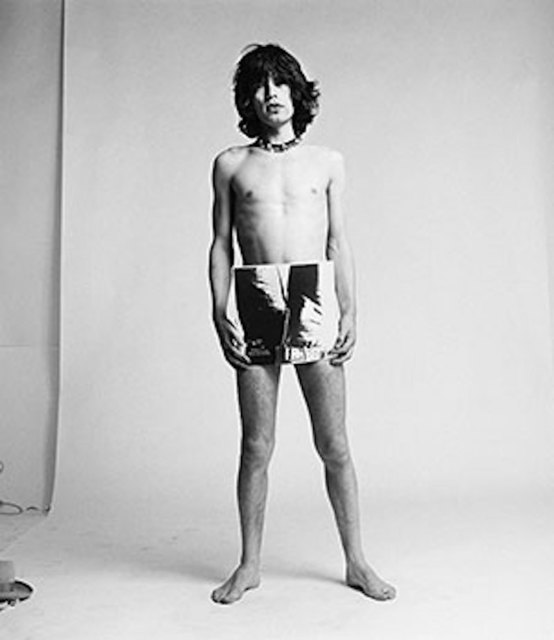 David Montgomery, 'Mick Jagger, Sticky Fingers (1971)', 1971, Mouche Gallery