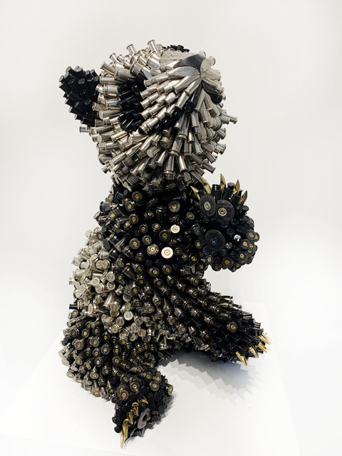 , 'Baby Panda,' 2019, Adelson Galleries