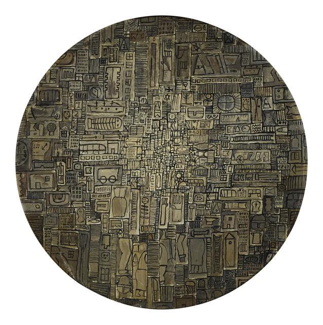 , 'Círculo Universal,,' ca. 1959, Galería de las Misiones