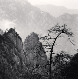 Michael Kenna, 'Huangshan Mountains, Study 39, Anhui, China', 2010, Weston Gallery