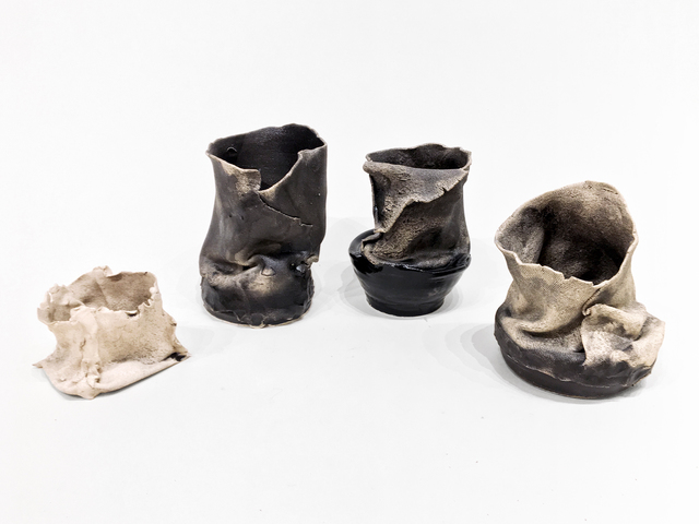 , 'Ceramic Vessels,' 2017, Patrick Parrish Gallery