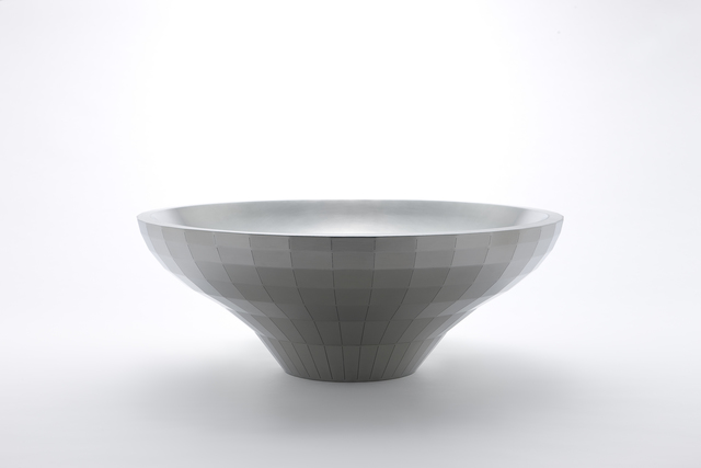 , 'Shallow Round Bowl with 252 Facets,' 2016, Soluna Fine Art