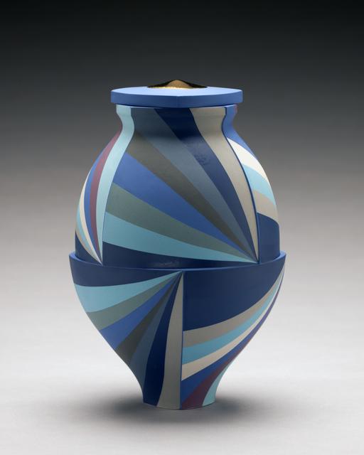 , 'Blue Jar,' 2017, Duane Reed Gallery