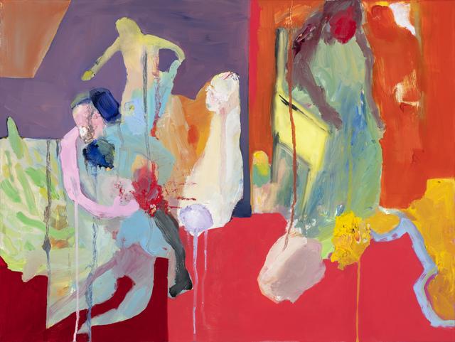 , 'The yellow slippers,' 2019, Sullivan+Strumpf