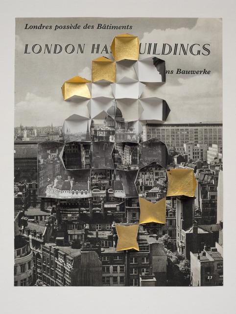 , 'St. Pauls 1959/1984,' 2014, Raum mit Licht