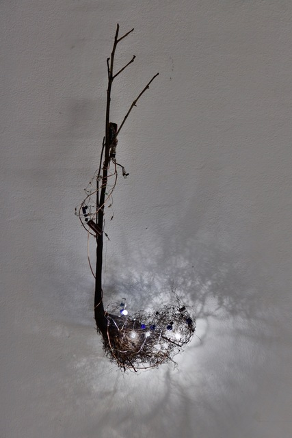 , 'Prunus Laurocerasus Version1,' 2016, Mario Mauroner Contemporary Art Salzburg-Vienna