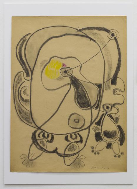, 'SEHR,' 1948, Galerie Elisabeth & Klaus Thoman
