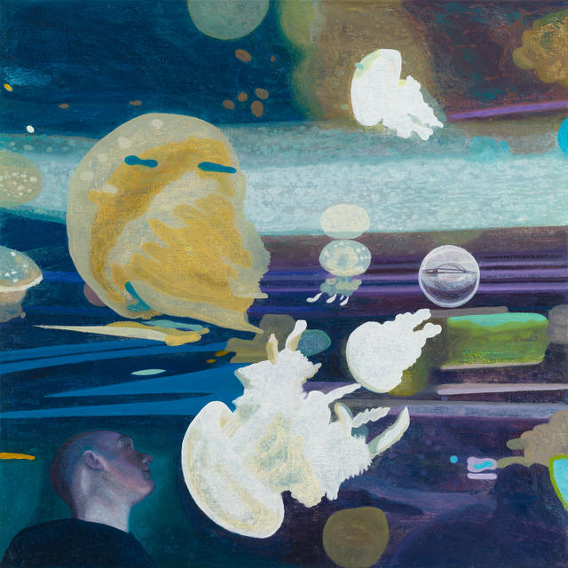 , 'Liquid City Blues 2,' 2018, NK Gallery