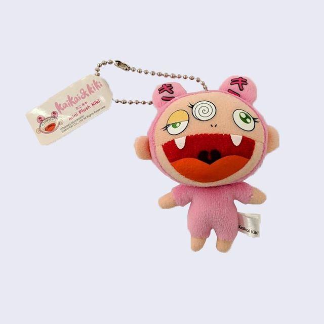 Takashi Murakami, 'Kiki Plush Keychain', 2010-2019, Curator Style
