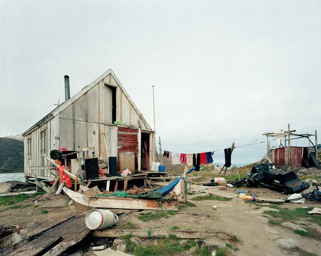 """, '827 Nuussuaq, 07/2006 74° 06'45"""" N, 57° 03'32"""" W,' 2006, Huxley-Parlour"""