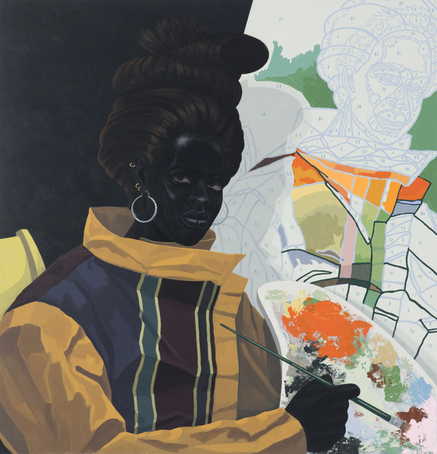 , 'Untitled (Painter),' 2009, MCA Chicago