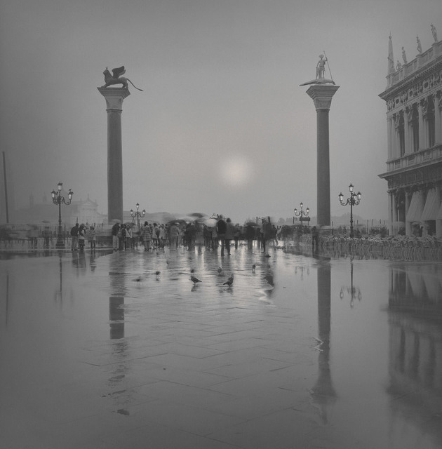 , 'Columns at the Piazzetta San Marco, Venice,' 2006, Damiani
