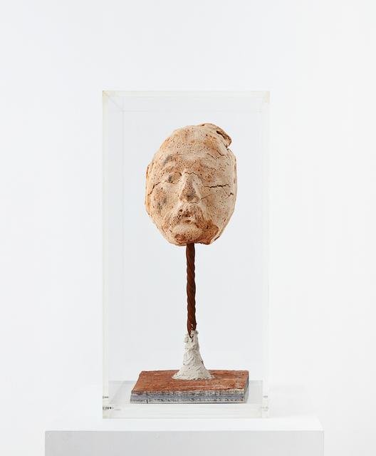 , 'Bread Head (Self-portrait),' 1973, Demisch Danant