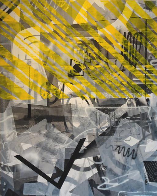 , '50/50,' 2017, Sopa Fine Arts