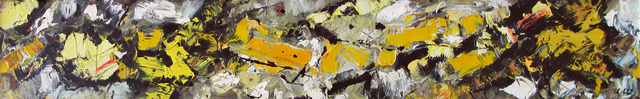 , 'Yellow Abstract,' 1960, Whitford Fine Art