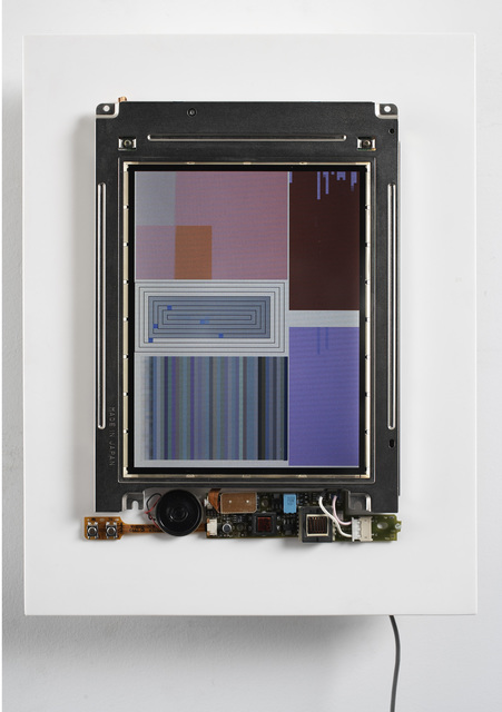 , 'Color Panel v1.0,' 1999, Sandra Gering Inc