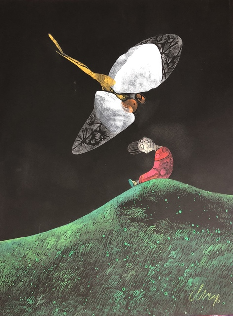 Pedro Pablo Oliva, 'Dragonfly', 2018, TOTH GALLERY