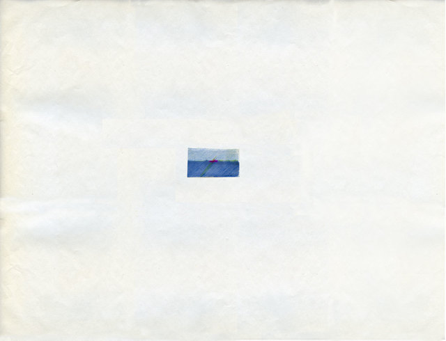 , 'Sans titre (de la série des bateaux),' 1981, Nadja Vilenne