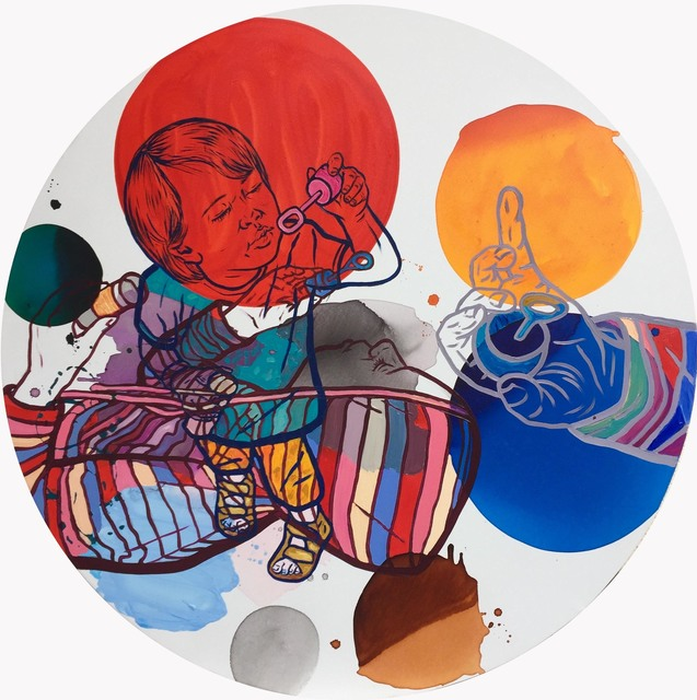 , 'Time Bubble V.,' 2015, Faur Zsofi Gallery