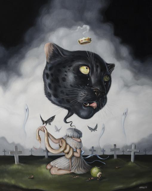 , 'The Sacrifice,' 2014, Hieronymus