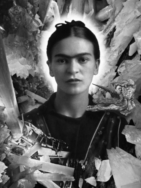 , 'Spirit Photo: Frida Kahlo,' 2012-2015, Edward Cella Art and Architecture