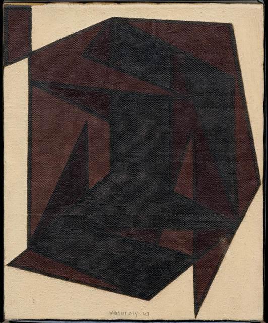 Victor Vasarely, 'Wista', 1949, Koller Auctions