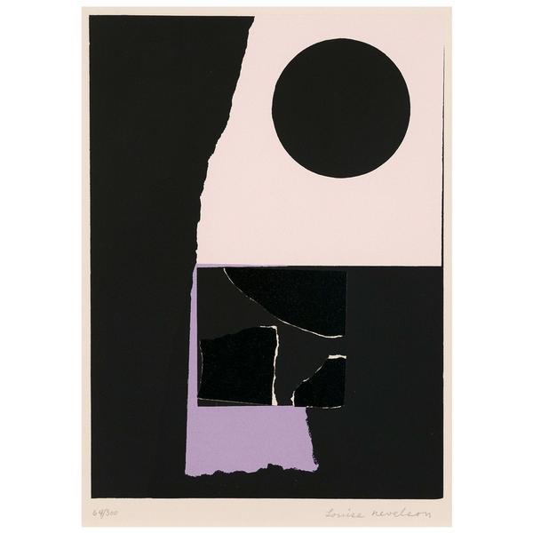 Louise Nevelson, 'Mauve Fringe', 1972, Caviar20